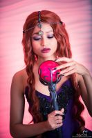 Queen Beryl Cosplay - Crystal Ball by the-mirror-melts
