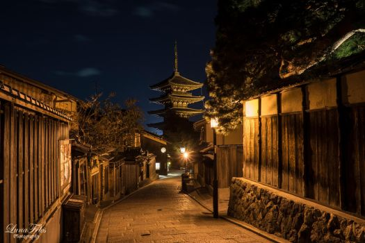Pagoda. by LunaFeles