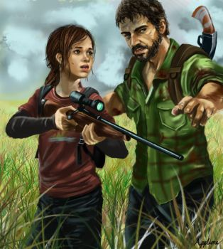 The Last of Us by Applime