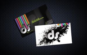 business card by dsvfx80