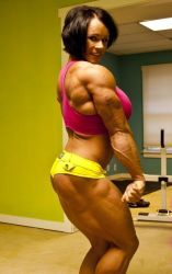 Aleesha Young 02 by FbbFan1