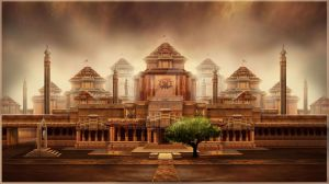Queens Palace by Baahubali