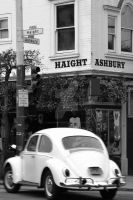 Haight Ashbury 17 by GilliganFonzarelli
