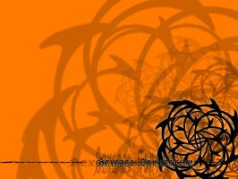 Severed Connection WP 1 Orange by severedconnection