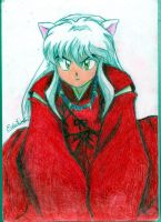 InuYasha by My-Magic-Dream