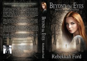 Beyond the Eyes - Wraparound Book Cover by SBibb
