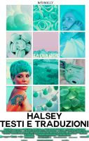 Halsey||Wattpad Cover|| by DaisyChan55