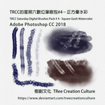 TRCC Saturday Digital Brushes Pack # 4 by TReeCreationCulture