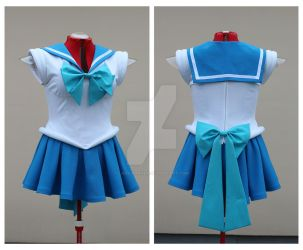 Super Sailor Mercury cosplay commission by lady-narven