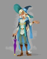 Taako by Crumbelievable