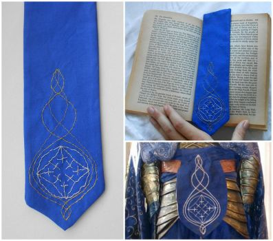 Gil-Galad Bookmark by QuantumPhysica