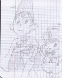 Wirt and Greg by SkyFlyer111