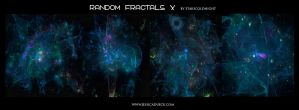 Random fractals X by Starscoldnight by StarsColdNight