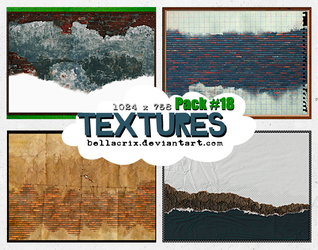 Textures Pack #18 by Bellacrix