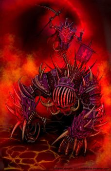 Necro Lord by AustenMengler
