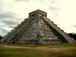 Chichen Itza by sugarcoat
