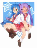 Lucky Star by Girutea