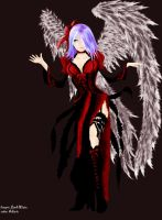 Angel of passion by alaris333