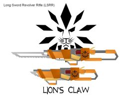 Lion's Claw by Neonight92