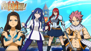 Fairy Tail Wallpaper Request! ^_^ by ThatCraigFellow