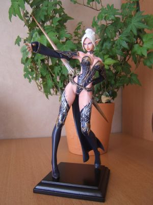 Lineage II Dark elf by jbtigre