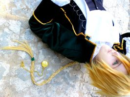 Jack - Pandora Hearts II by PriSuicun