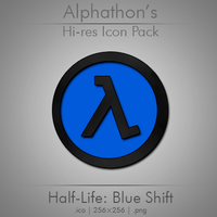 Half-Life: Blue Shift by Alphathon