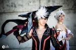 Raven Reckless Fist Cosplay. Nasod Queen's Blade. by JFamily