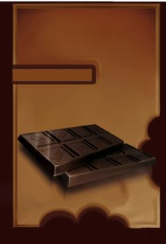 chocolate by menadina