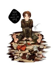 Arya Stark by AwyrGreen