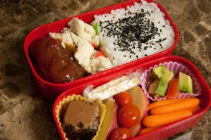 Tuesday Bento by Demi-Plum