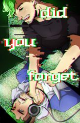 AntiSepticEye: Did you forget by ototobo