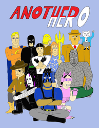 Another Hero Sample Chapter by BrandonIron