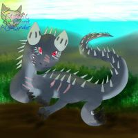 Scarvia Scar Face The Carnotaurus by AngelCnderDream14