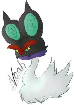 Noah the Noivern by Keyroy
