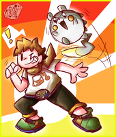 GO TOGEDEMARU!! by Jurassic-Undead