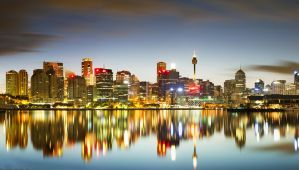 The Luminous City by MarkLucey