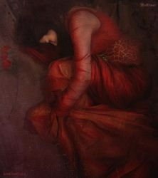 Despairing Red (Love) by kemal-kamil-akca