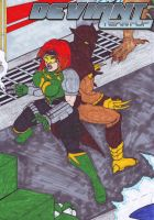 Deviant Team-Up: Birdemic by Branded-Curse