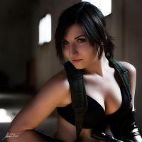 Quiet Metal Gear Solid V Cosplay by lucyrose3