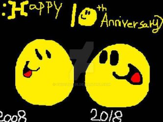 :]-[appy Face 10th Anniversary by chuchu3535