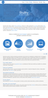 Web page - services by jozef89