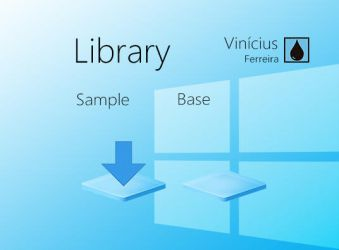 Windows 10 Library Base (png and ico) by VCFerreira