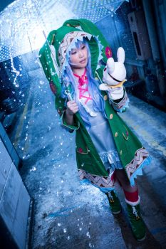 Date A Live - Yoshino III by baby-ruby