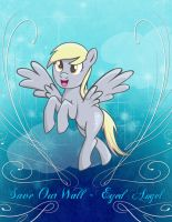 Save our Derpy by bunnimation