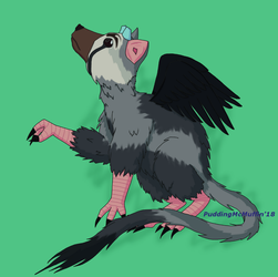 Trico - The Last Guardian by PuddingMcMuffin