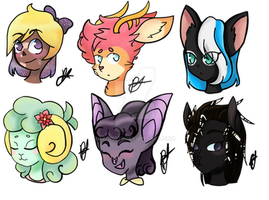 [CC] Headshot Requests by leon071