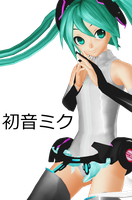 Append Miku by GhostFaceFun