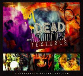 Dead Memories Texture Pack #12 by LilithDemoness