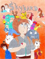 Skyward Arc 3 Cover by GECKO-Nuzlockes